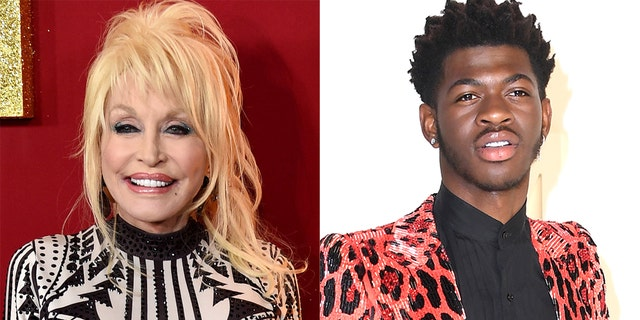 Dolly Parton praised Lil Nas X's cover of her song 'Jolene.'