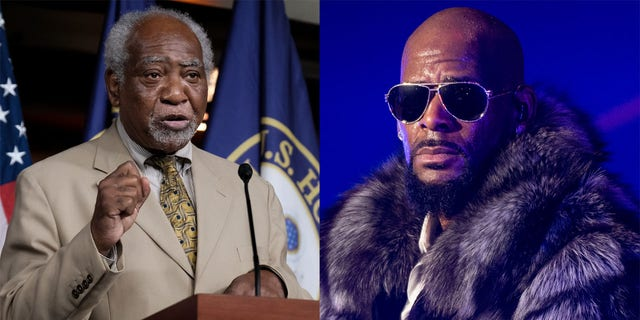 Rep. Danny Davis said R. Kelly 'can be redeemed.'