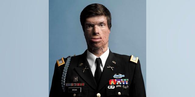 Afghanistan vet and Nevada Republican Senate candidate Sam Brown
