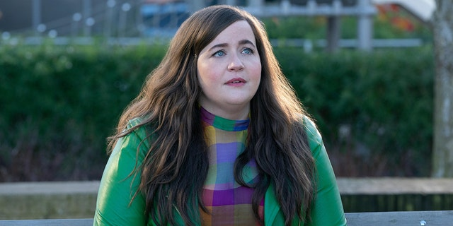 Aidy Bryant was nominated for an Emmy for starring in Hulu's 'Shrill.'
