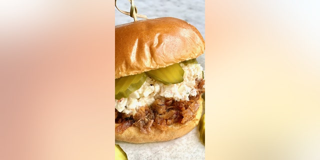 Debi Morgan, of the Southern food blog Quiche My Grits, shared her 'Southern Pulled Pork BBQ' recipe with Fox News.