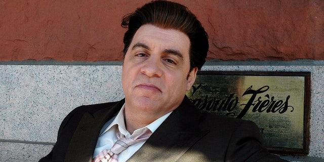 Stevie Van Zandt played Silvio Dante in 'The Sopranos.'