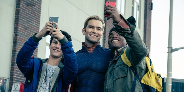 'The Boys' earned five Emmy nominations.