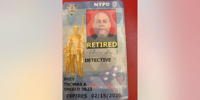 Frey eventually retired and left New York for Florida. He initially moved to help his father, who was sick.