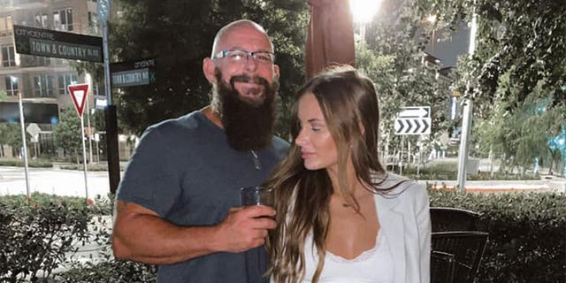 Thomas Sharkey, husband of Alexis Sharkey, took his own life when authorities attempted to confront him Wednesday over the death of his wife, authorities said Wednesday.