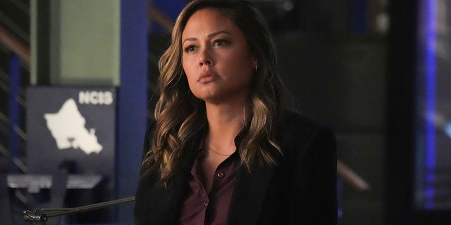 Vanessa Lachey shared a video of the moment she learned she was cast in the new 'NCIS' spinoff.