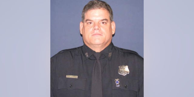 """William """"Bill"""" Jeffrey, 54, a Houston police officer, was killed Monday while serving a felont warrant, authorities said."""