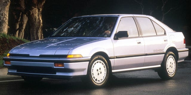 A 4-door liftback Integra was part of Acura's original lineup in 1986.