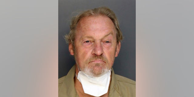 This photo provided by the Colleton County sheriff's office shows Curtis Edward Smith. State police say a prominent South Carolina lawyer tried to arrange his own death this month so his son would get $10 million in life insurance. But authorities say the planned fatal shot only grazed Alex Murdaugh's head on Sept. 4.