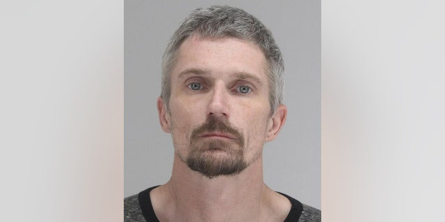 Bobby Lee Murphy was hospitalized with serious injuries and later charged with murder and evading arrest – causing serious bodily injury, police said.