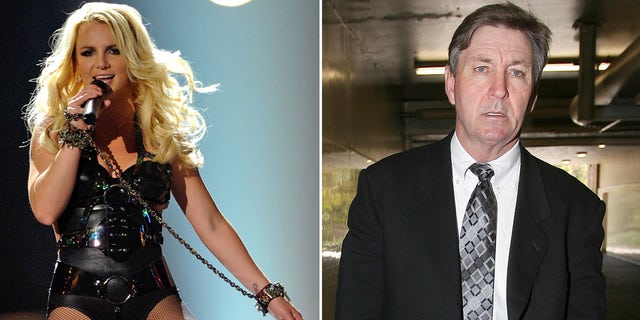 Britney Spears' father Jamie Spears has been removed from his role as guardian after she accused him of abuse.