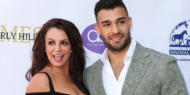 Britney Spears shared her first social media post since her father was suspended as her guardian.  Sam Asghari also reacted to the online news.