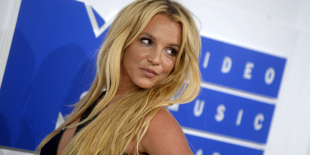 A judge on Monday suspended Britney Spears' father Jamie from her conservatorship.