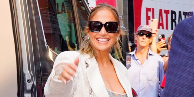 Jennifer Lopez opened up about how she feels like an 'outsider' in the Hollywood Industry in a video honoring National Hispanic American Heritage Month.