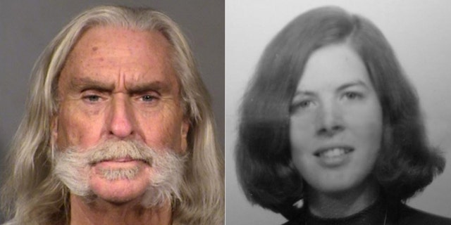 Carlin Edward Cornett, 68, was arrested on Sept. 14 in connection with the 1974cold case murder of Christy Ellen Bryant in San Diego County.