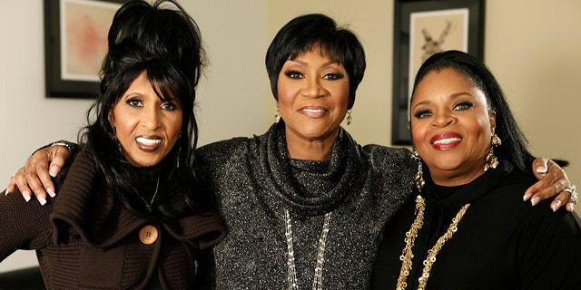 Nona Hendryx, from left, Patti LaBelle, and Sarah Dash, of the group LaBelle, pose for a portrait in Los Angeles on Jan. 29, 2009. Dash, who co-founded of the all-female singing group, best known for their raucous 1974 hit 'Lady Marmalade,' has died. She was 76.