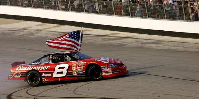 Earnhardt won the Cal Ripken 400 at Dover International Speedway upon NASCAR's return to racing following the 9/11 attacks.