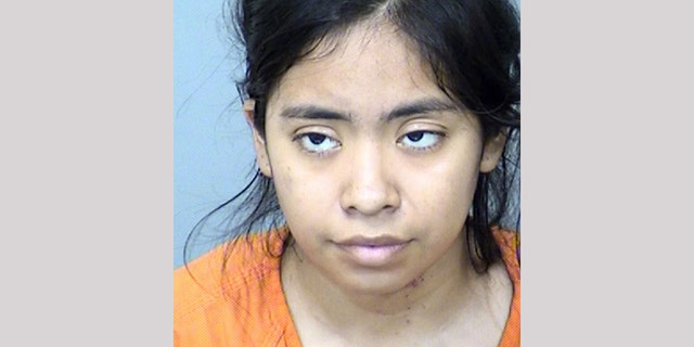 Esther Callejas, 24,was arrested this week for allegedly fatally shooting her 2-year-old daughter and leaving her 6-year-old son in critical condition.