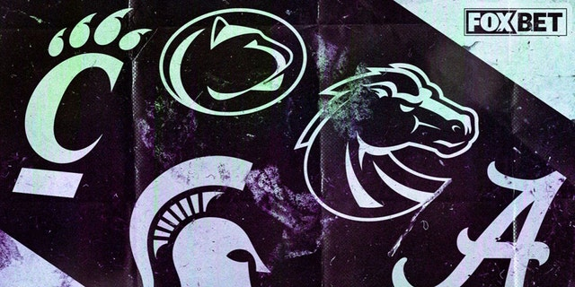 College football Week 3 picks: Why Alabama, Penn State will cover