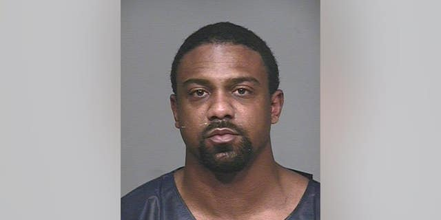 Jeffrey Jordan, 32, was arrested for aggravated assault on a health care professional, authorities say. (Scottsdale City Jail)