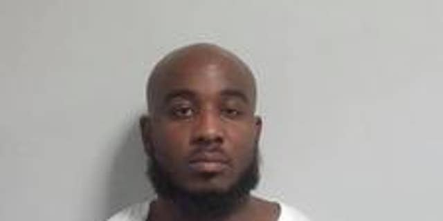 Jereme Lamond Jones, 30, of Mobile, Alabama, has been charged with first-degree murder in the death of a Mississippi man, authorities say. (Biloxi Police)