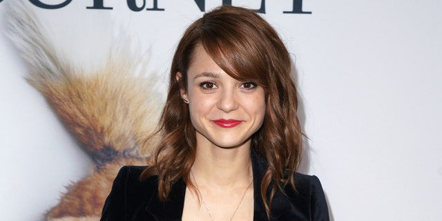 Actress Kathryn Prescott was hit by a cement truck in New York on Tuesday and is currently in the ICU.