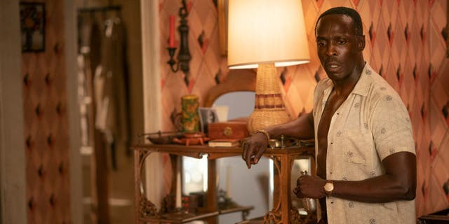 """Michael K. Williams is seen in an episode of HBO's """"Lovecraft Country."""" Photograph by Eli Joshua Ade/HBO"""