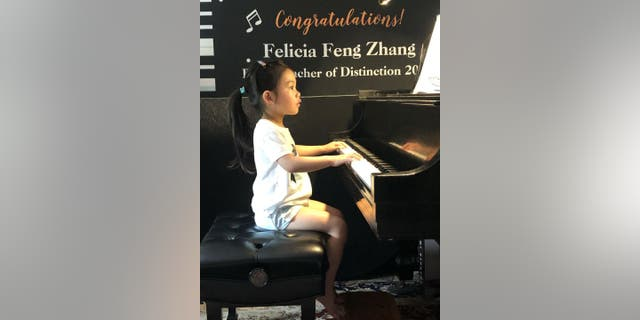 Brigitte Xie will hopefully be able to perform at the rescheduled winners' recital at Carnegie Hall in 2022. In the meantime, she's added other accomplishments to her name, her teacher Felicia Zhang told Fox News.