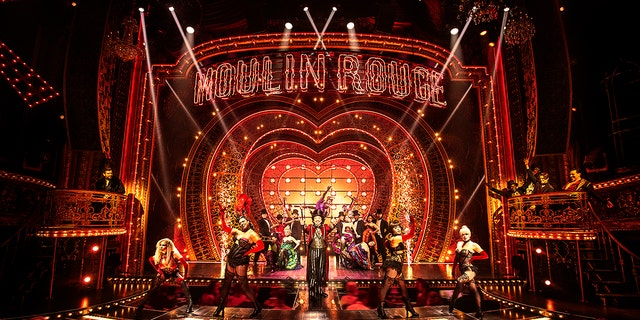 """""""Moulin Rouge! The Musical"""" took home 10 Tony Awards."""