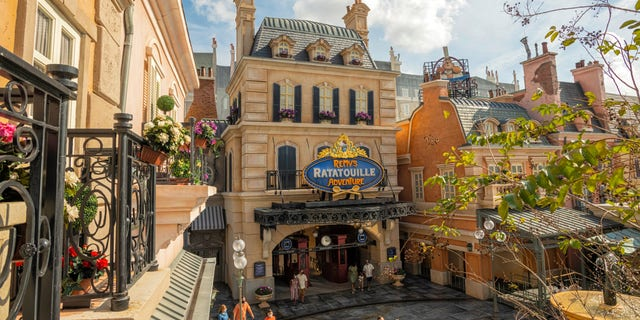 Remy's Ratatouille Adventure opens in EPCOT's France Pavillion at Walt Disney World on Oct. 1.