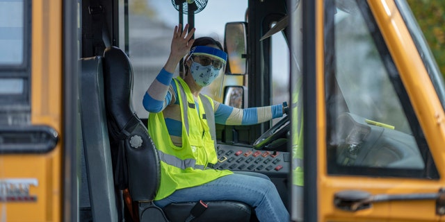 One school district in Texas has coaches fill in as substitute bus drivers.