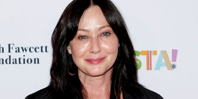Shannen Doherty was diagnosed with stage 4 breast cancer last year.