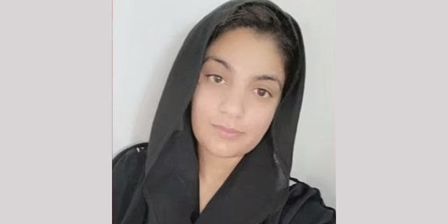 Nasria, 25, an American in Afghanistan (Fox News)