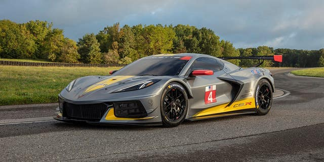 The Z06 is expected to feature an engine inspired by the one used in the C8.R racing car.