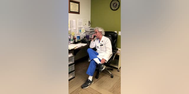 Dr. Lawrence Werlin told South West News Service that the Coastal Fertility Medical Centerhas been announcing IVF pregancnies as a group since 1982.