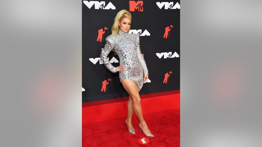 A look at the MTV VMAs 2021 red carpet looks