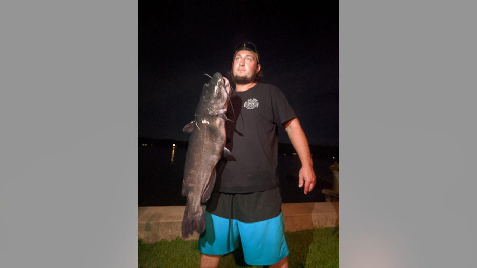Possible world record catfish caught in Connecticut