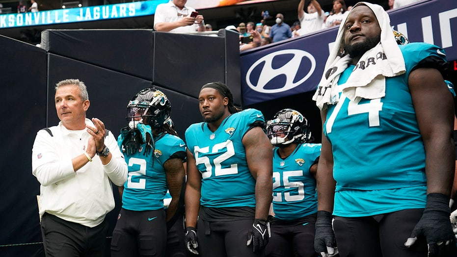 Jaguars owner Shad Khan says Urban Meyer must 'regain our trust and respect' after viral videos