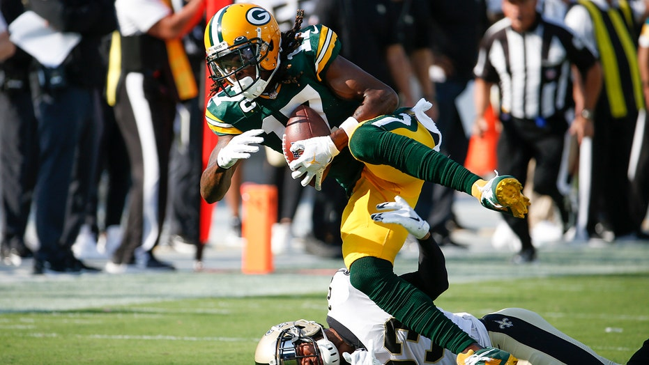 Packers' Davante Adams putting bad Week 1 loss in rearview: 'Flush it and respond'