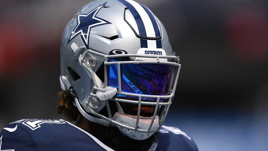 Cowboys' Ezekiel Elliott dismisses criticism: 'They're not the one signing the checks'