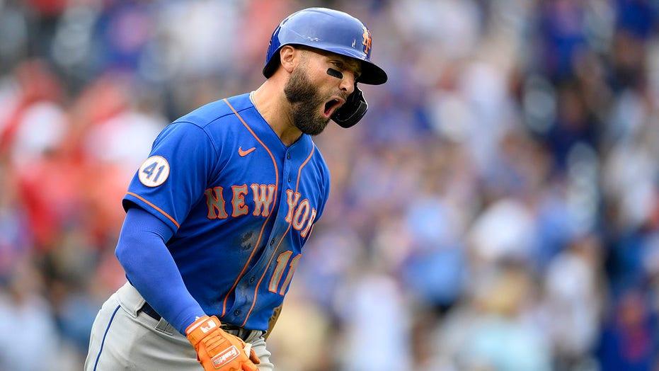 Báez 4 for 4, Pillar slam, Mets hit 4 HRs to beat Nats 13-6