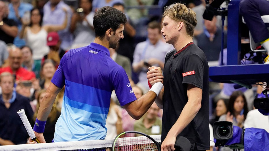 For 1st time, no US singles players in US Open quarterfinals