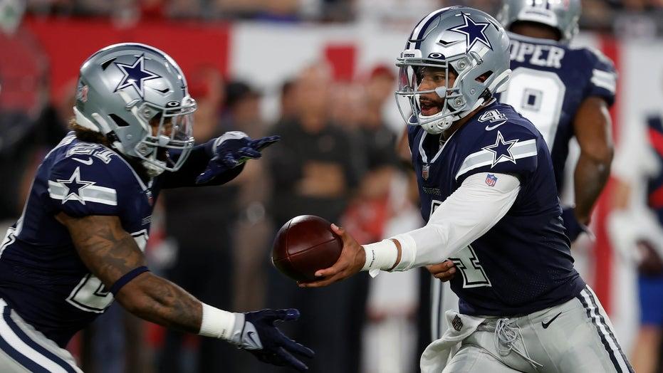 Cowboys' Ezekiel Elliott on Week 1 critics: 'Maybe they should be studying a little bit more'