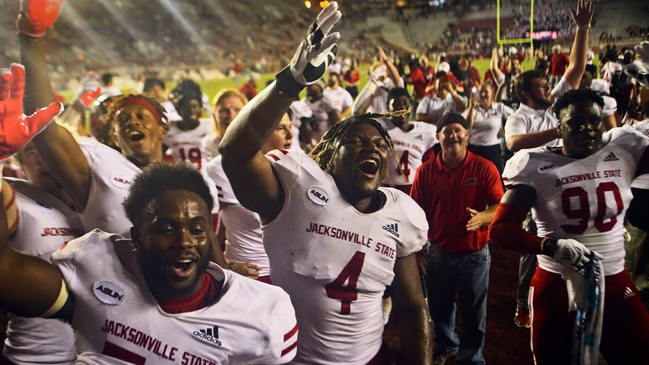 Jacksonville State's Hail Mary delivers latest FCS-FBS upset