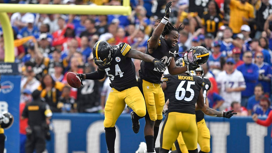 Steelers rally to beat Bills 23-16 to open season