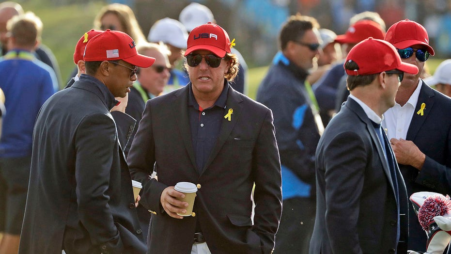 Column: No Tiger, No Phil. And maybe a US Ryder Cup win