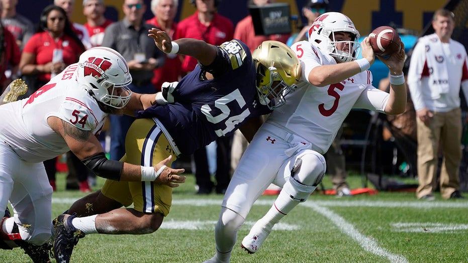 Shoddy quarterback play has Big Ten scrambling for answers