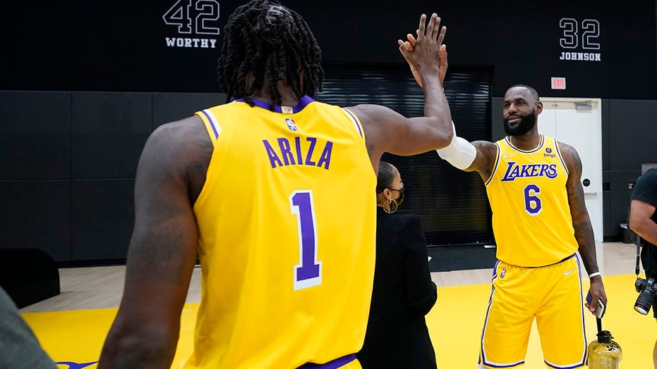 Lakers say they're building a vintage championship contender