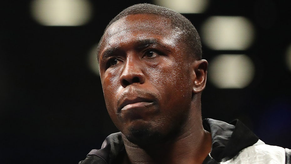 Ex-boxing champ Andre Berto calls on Biden to 'to get up and do something' about border crisis