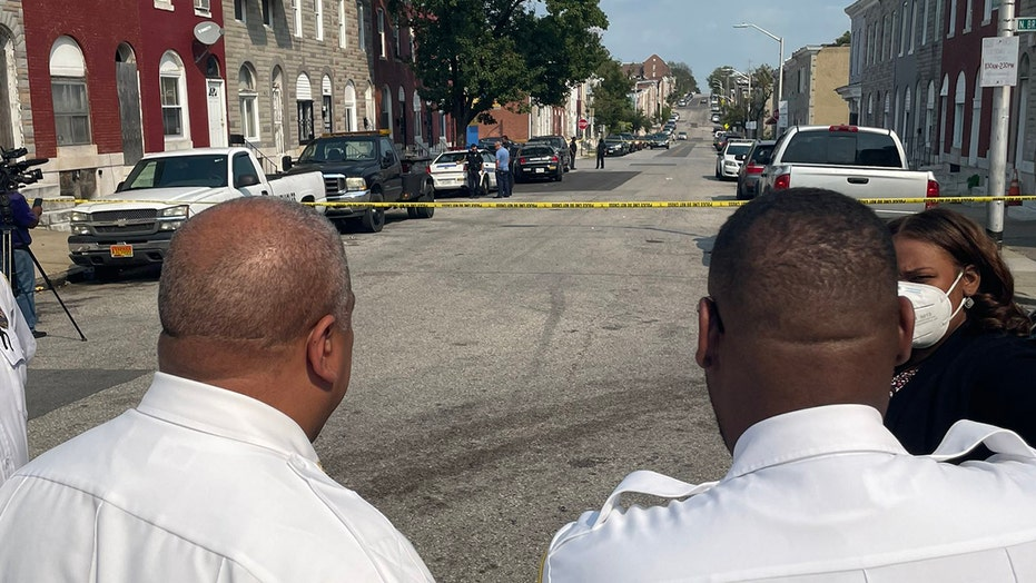 Baltimore hits 250 homicides for 2021, with 25 in September